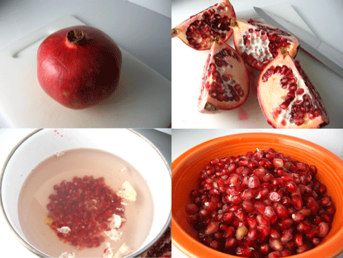 Breaking the Pomegranate Code.