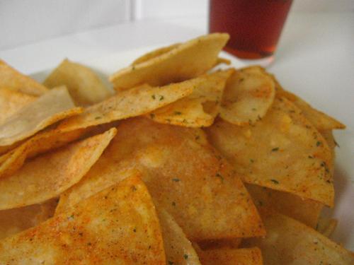 Final chips