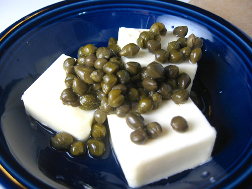 Capers are so freakin' good.