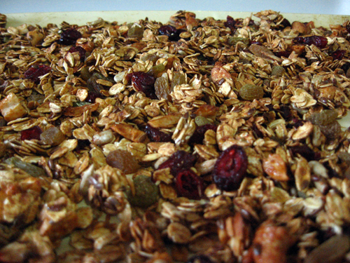 You have to make this if you are a granola fan.