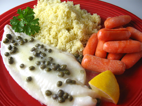 Simple poached sole macheesmo for Poaching fish in wine