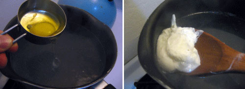 Poaching an egg is actually pretty easy.