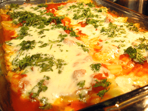 SEAFOOD MANICOTTI RECIPES - 7000 Recipes