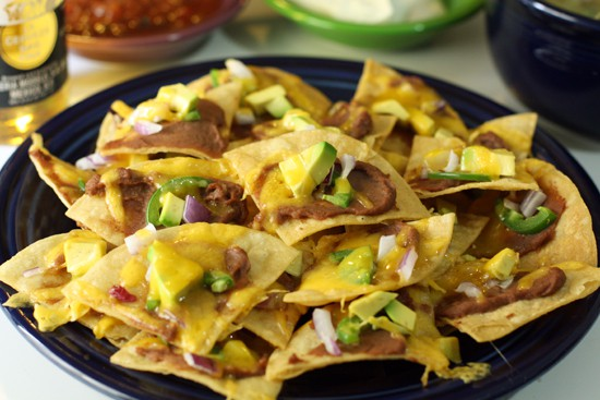 Fake nachos. Except not.
