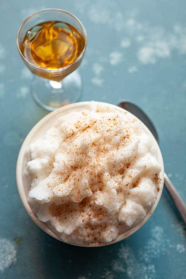 Snow Cream