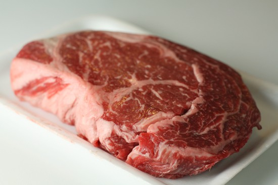 cooking a steak in the oven