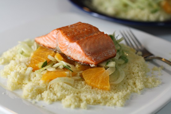 Add some salmon for good measure.