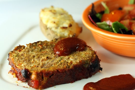 Seriously good meatloaf