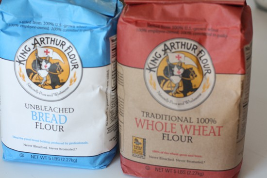 This is not an ad for King Arthur Flour.