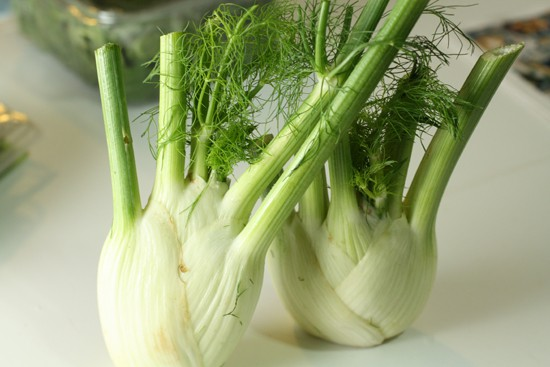 Fennel is my favorite.