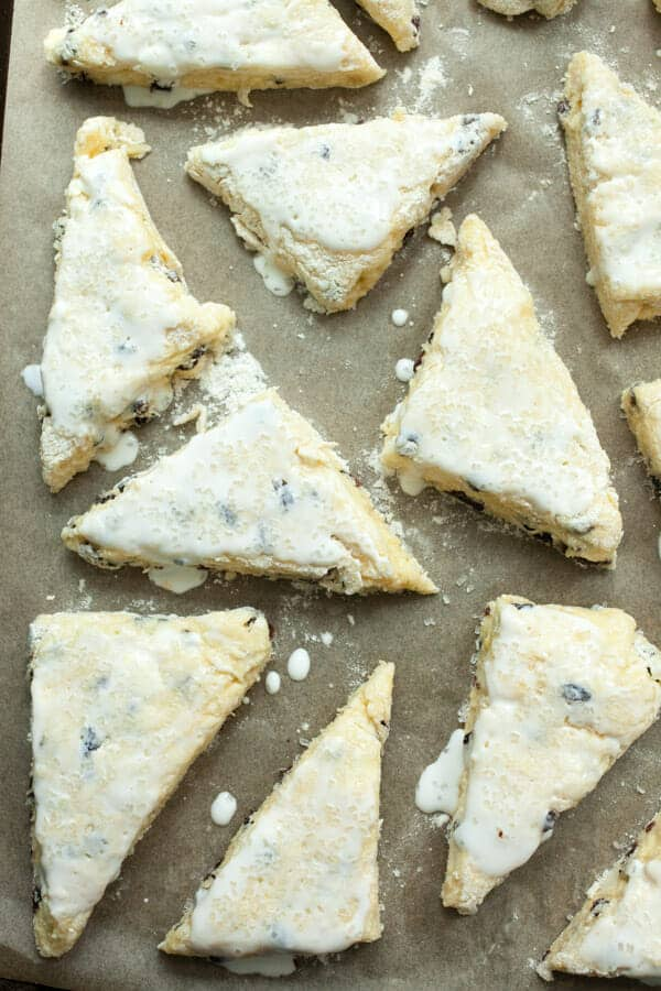 Easy Currant Scones