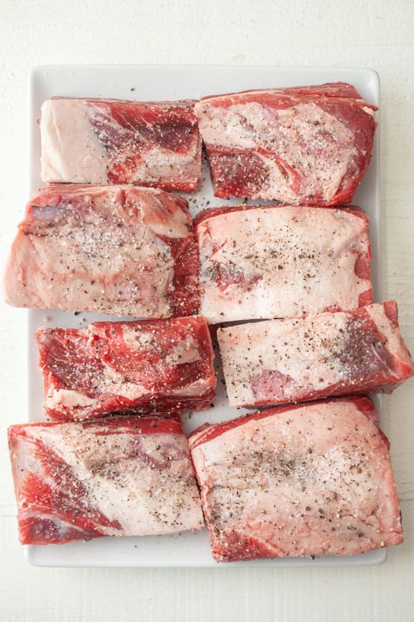 Salt and Pepper - Grilled Short Ribs