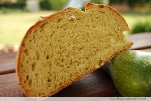Zucchini-Thyme-Ricotta-Bread - 1x umruehren bitte aka kochtopf