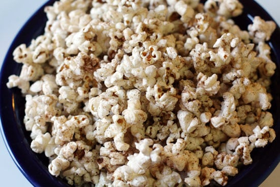 Popcorn is one of my favorite snacks.