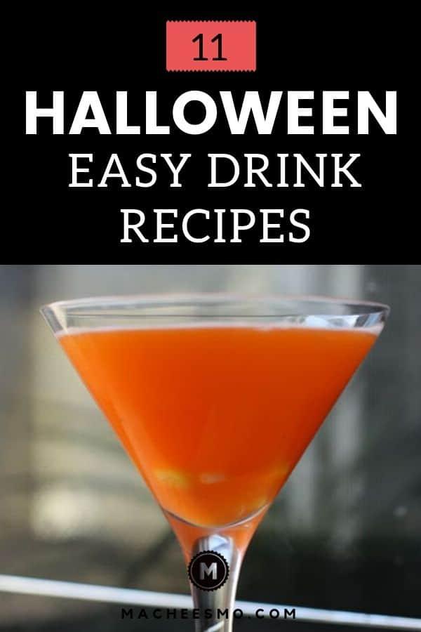 Halloween Happy Hour