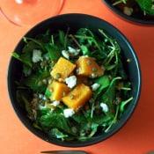 Bon Vivant: Spiced Pumpkin Lentil Salad