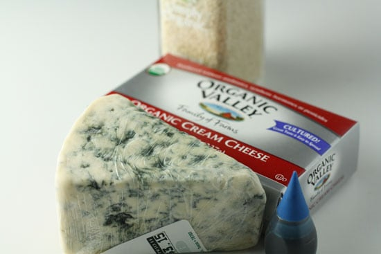 Can't go wrong with blue cheese!