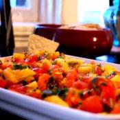 Endless Simmer: 10 Minutes Mango Salsa