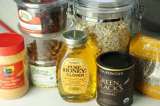 The benefits of a full pantry.