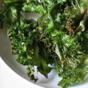 Healthy Eating Naturally: Kale Chips