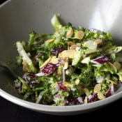 Smitten Kitchen: Broccoli Slaw