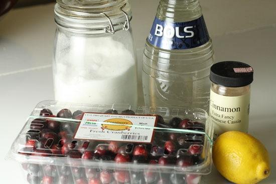 Basic Cranberry Relish