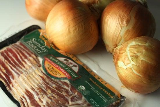 Lots of onions...
