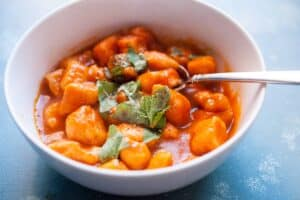 Easy Sweet Potato Gnocchi