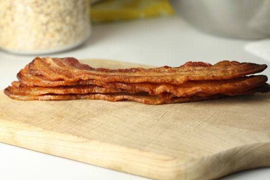 Super crispy bacon.