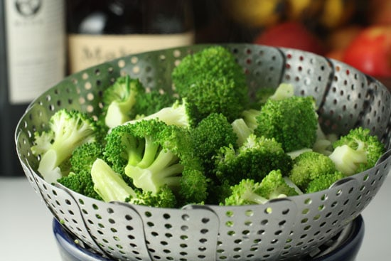 Steamin' broccoli! Steamin' BroccolAY!