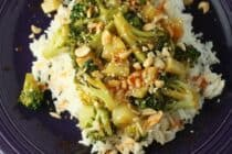 Broccoli and Rice