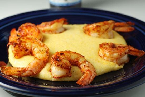 shrimp added