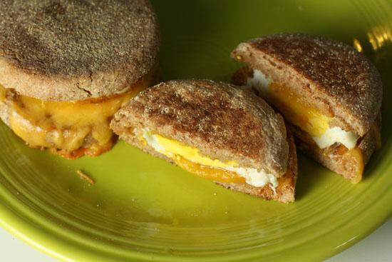 breakfast sandwichs again