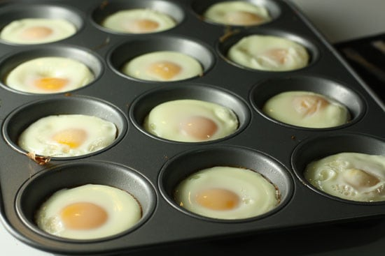 Eggs cooked