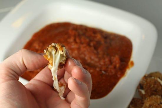 bite of cheese