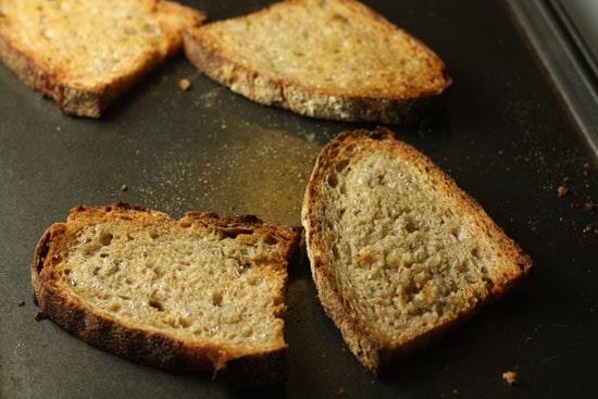 toast ready