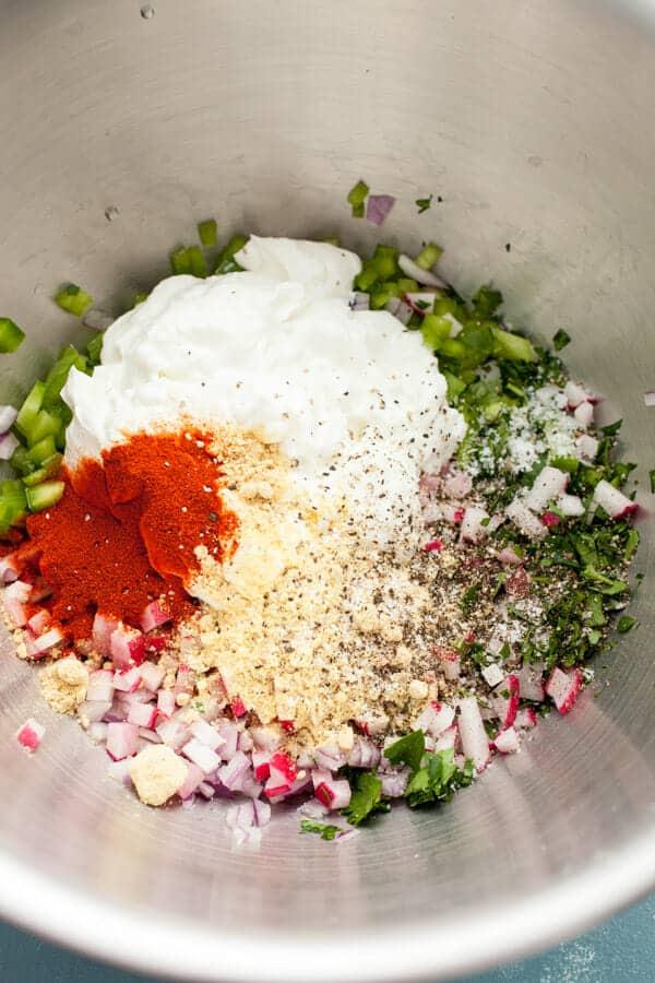 Red Bliss Potato Salad