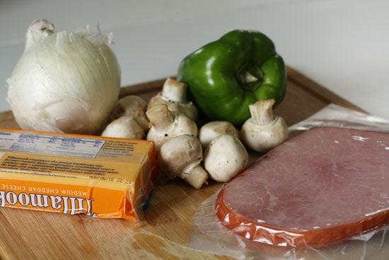 omelet filling