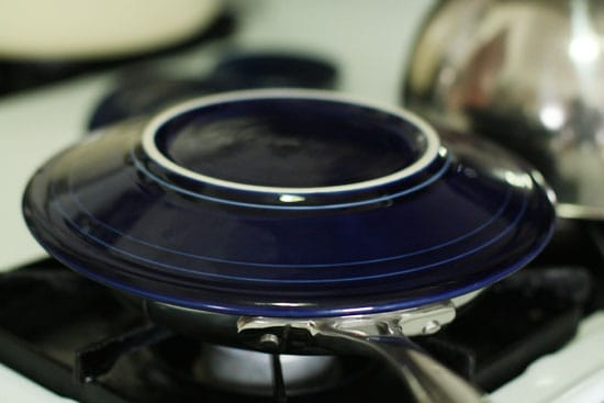 steam omelet