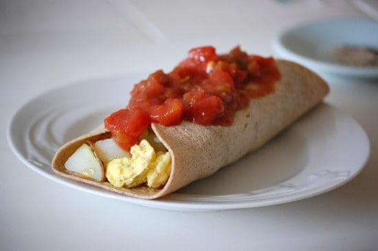 sunshine burrito