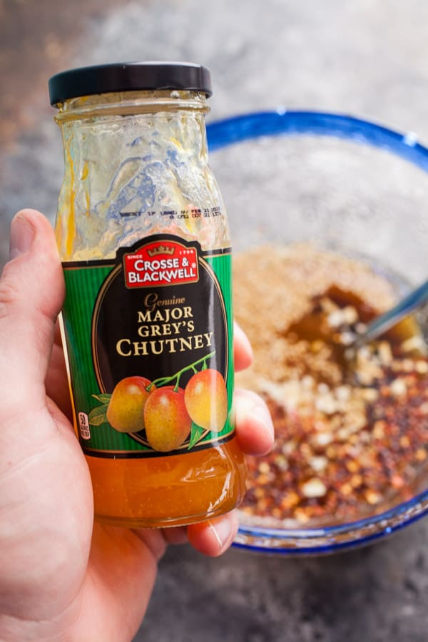 Mango Chutney for dressing