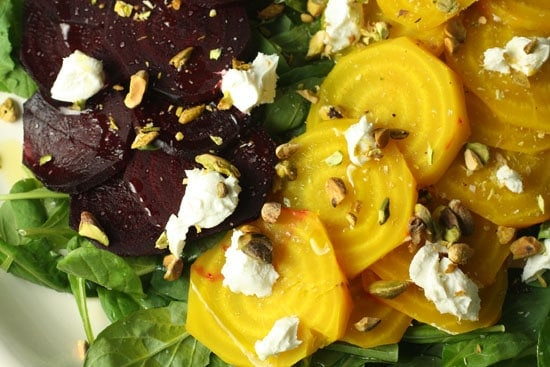 Image of Red And Gold Beet Salad, Macheesmo
