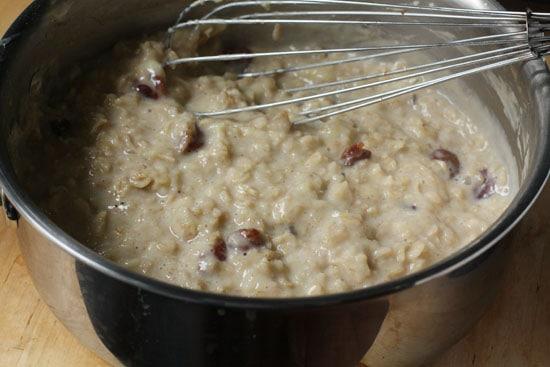 oatmeal done
