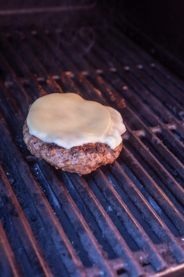 Grilling burgers - Argentine Burgers with Chimichurri