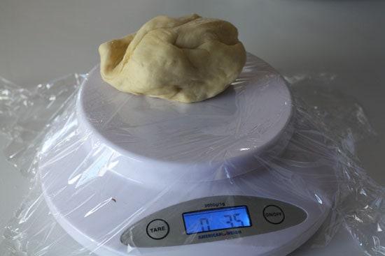 measured