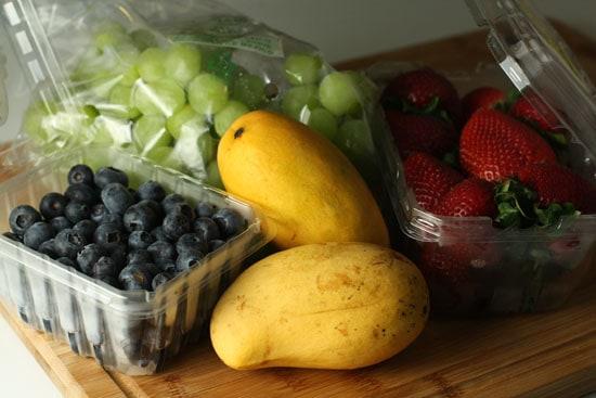 Tapioca+Fruit Tapioca Fruit Salad