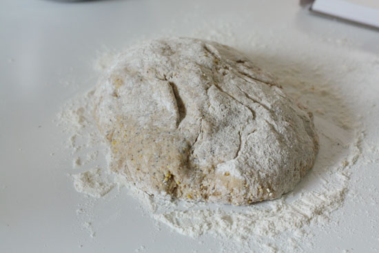 ready to knead