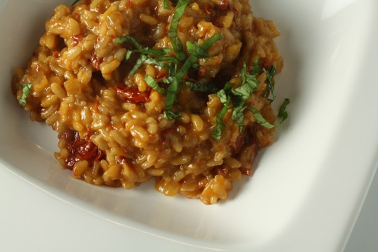 risotto again