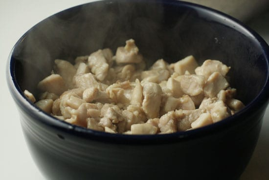 chicken cooked