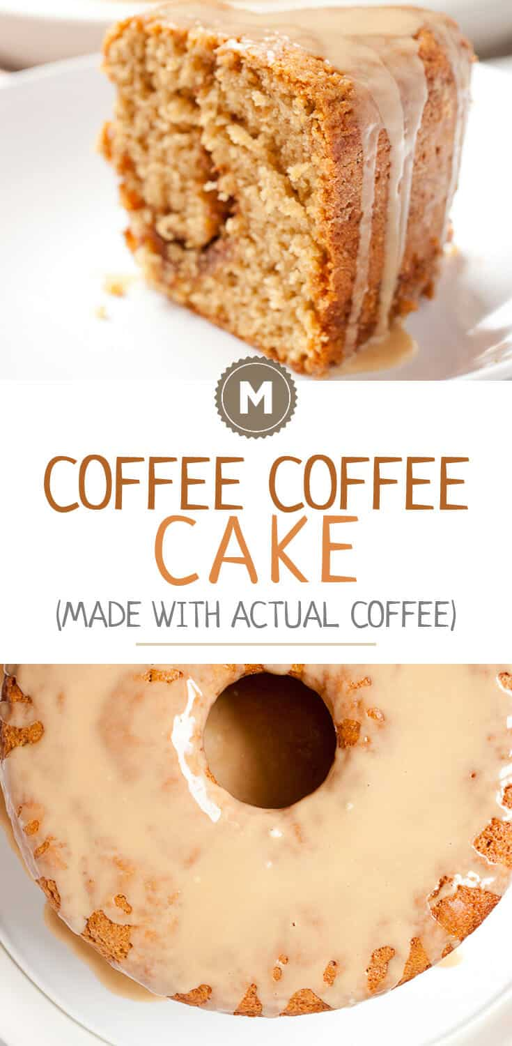 Sour Cream Coffee Cake Uk